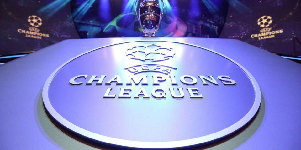 Football Suivez le tirage au style des 8es de finale de la Ligue des champions : quels adversaires pour le PSG et l'OL ?