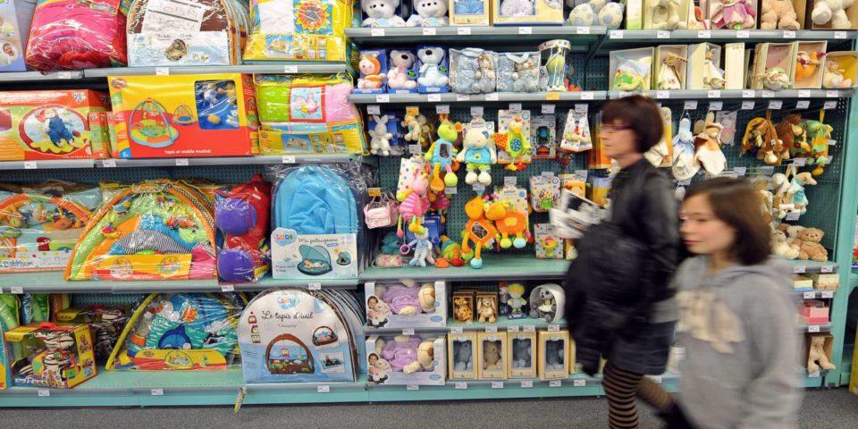 Jouet Web au secours des ventes de jouets à Noël