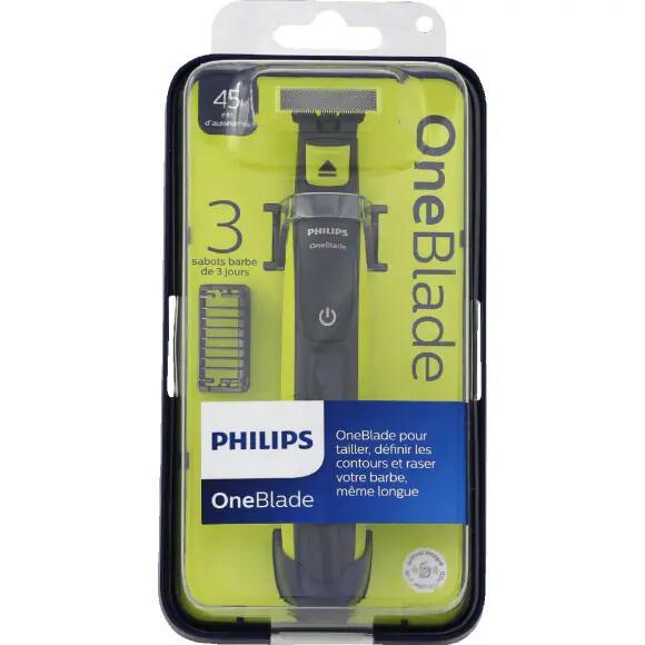 Rasage Rasoir/tondeuse à barbe Philips OneBlade QP2520/20