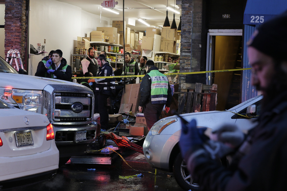 Epicerie Fusillade près de Fresh York: une épicerie casher délibérément visée, selon le maire