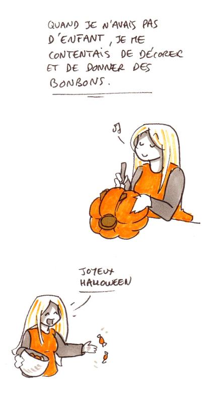Halloween Halloween au Québec