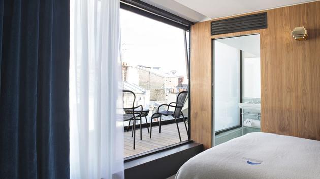 Jardin L'hôtel Parister, l'avis d'expert du «Figaro»