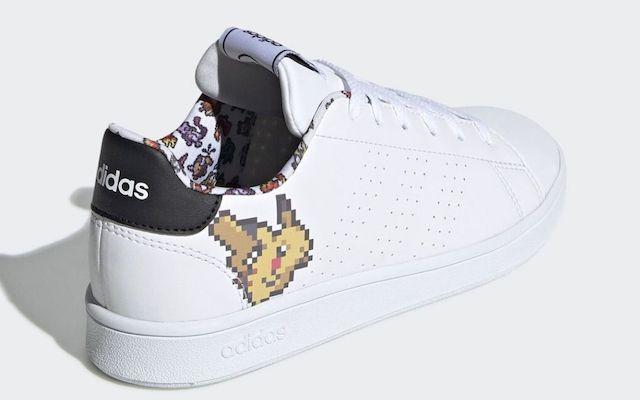 Basket Adidas présente des sneakers Pokémon