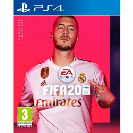 Jeux video FIFA 20 sur PS4 et XBOX ONE