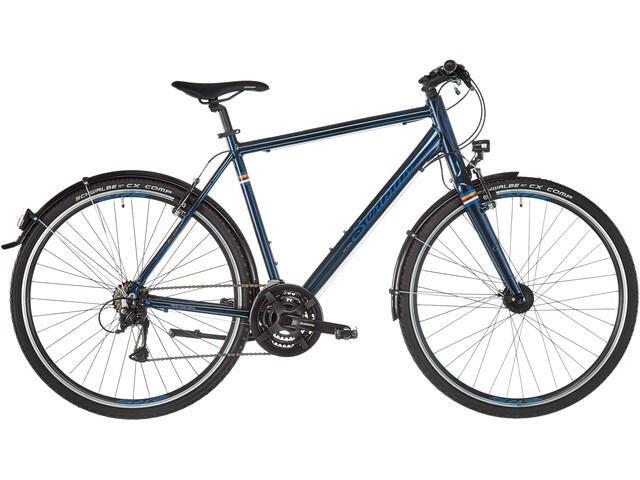 Bagage Vélo Serious Cedar S Hybrid 2019 – Blue