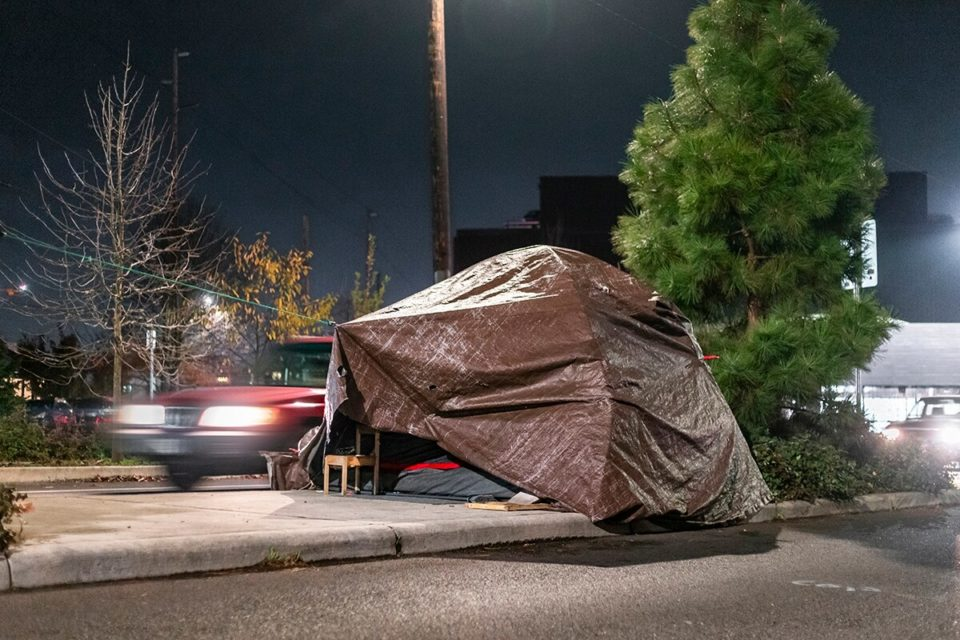 Camping Portland Wants Contemporary Non-public Constructions to Present Advise for Homeless Camping