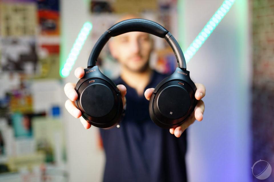 Casque audio Sony WH-1000xm4 : le successeur du meilleur casque audio advance bientôt