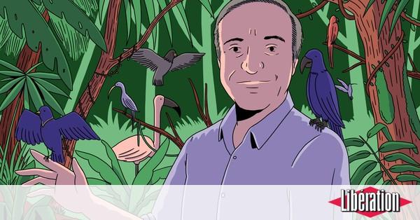 Animaux Allain Bougrain-Dubourg, des animaux et un homme