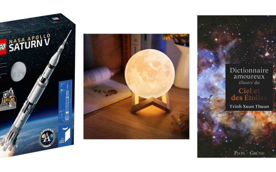 Jouets Dix cadeaux de Noël pour les followers d'espace