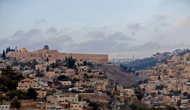 Epicerie A Jérusalem, un projet de téléphérique controversé pour la Vieille ville