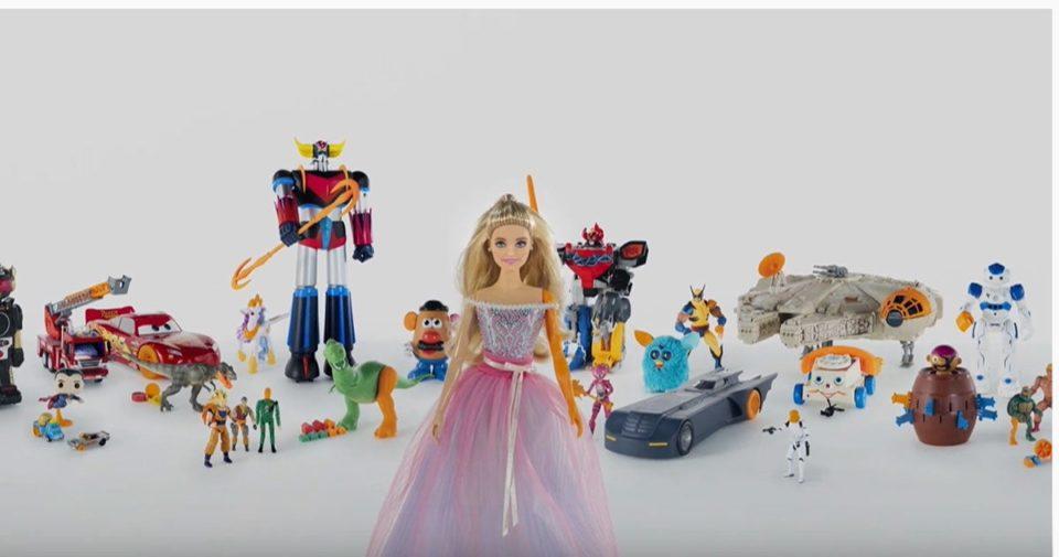 Jouet Ne jetez plus vos jouets abîmés, cette plateforme vous permet d'imprimer en 3D les pièces manquantes