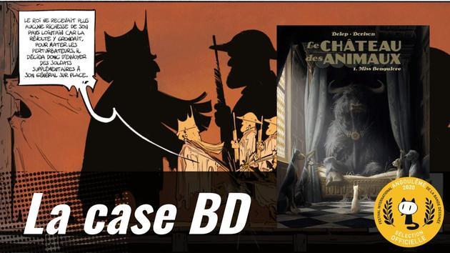 Animaux La Case BD: Le château des Animaux, une relecture pacifiste de la tale d'Orwell