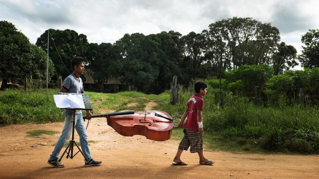 Rasage Bolivie: les virtuoses de l'Amazonie