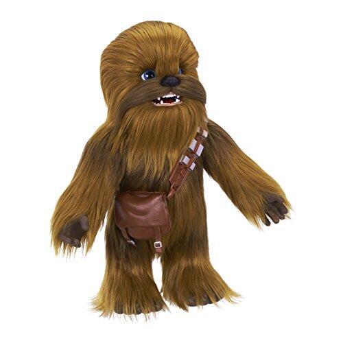 Jouet Jouet Superstar Wars – Peluche Chewie/Chewbacca Interactif