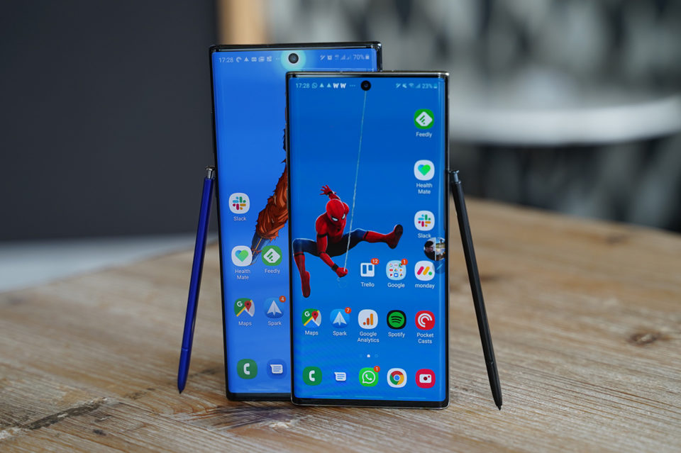 High-tech Bon Conception : le Samsung Galaxy Note 10 à 699€ au lieu de 959€