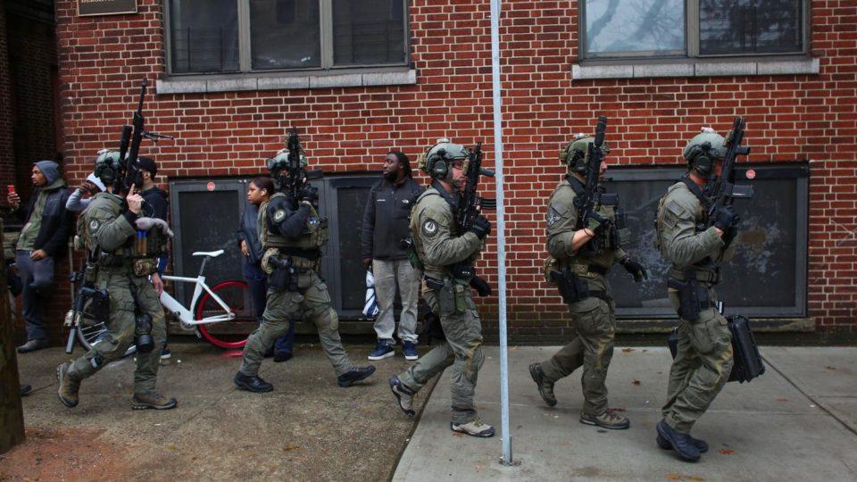 Epicerie Etats-Unis : une fusillade dans la banlieue contemporary-yorkaise fait un mort et plusieurs blessés