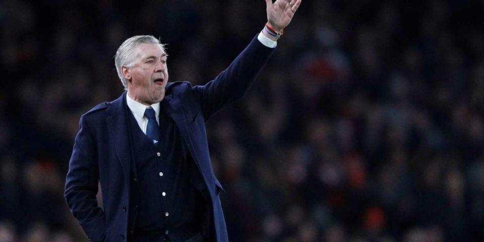 Football Premier League : Carlo Ancelotti devient le nouvel entraîneur d'Everton