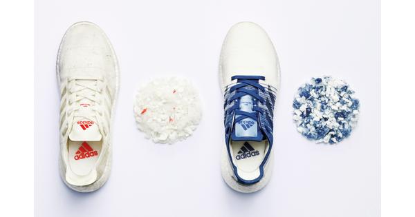 Chaussures de sport Des chaussures 100% recyclables chez Adidas
