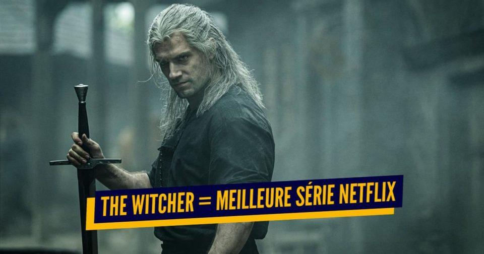 Jeux video Top 10 des raisons de regarder The Witcher, unsuitable is unsuitable