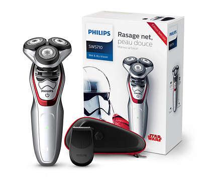 Rasage rasoir électrique Philips SW5710/47