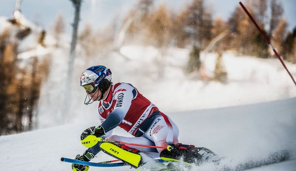 Ski Ski alpin: Pinturault, Kristoffersen, trajectoires parallèles