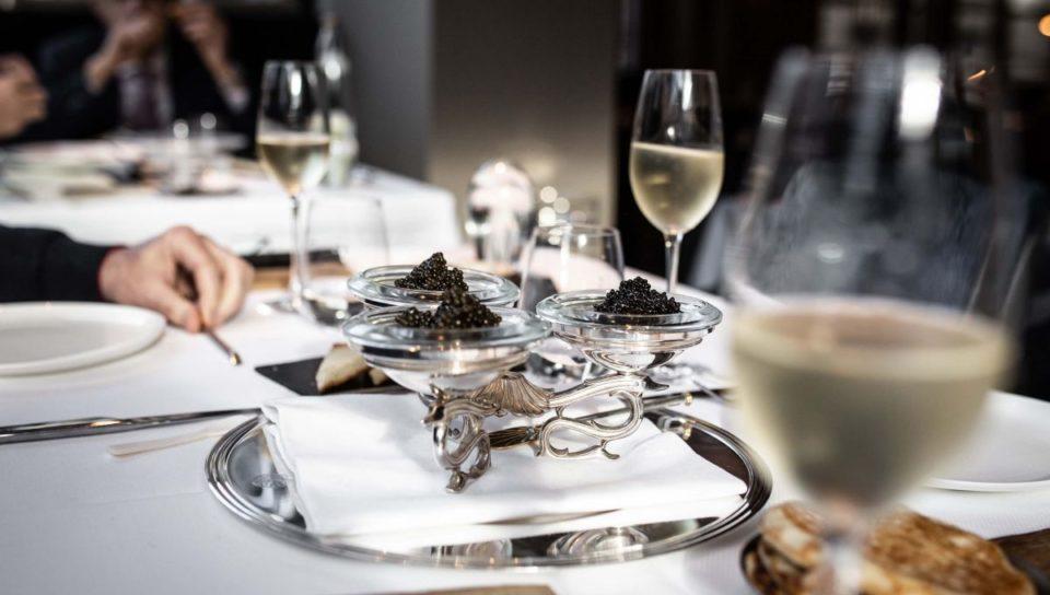 Epicerie Les caviars d'élevage ont supplanté les caviars sauvages interdits, la qualité se maintient