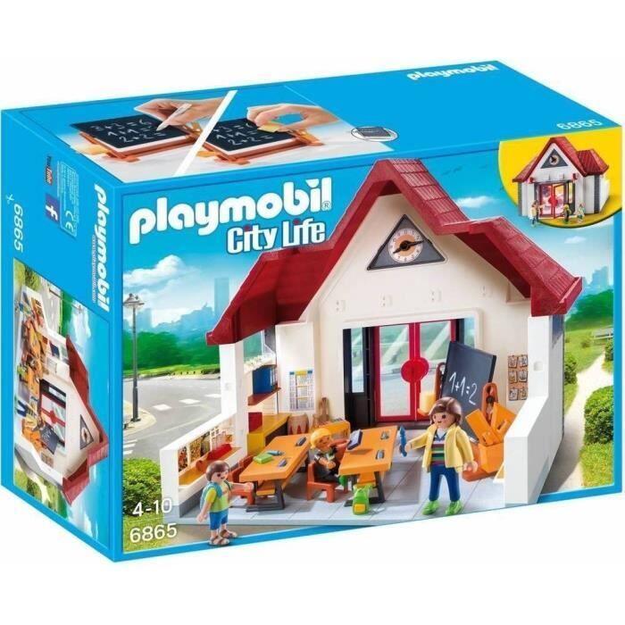 Ecole Playmobil Salle de classe