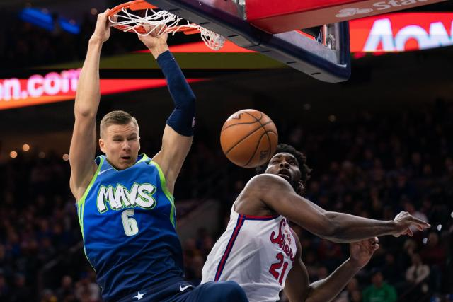 Basket Basket – NBA – Les Dallas Mavericks s'offrent les Philadelphia 76ers