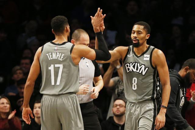 Basket Basket – NBA – Philadelphie et Brooklyn rebondissent à abode