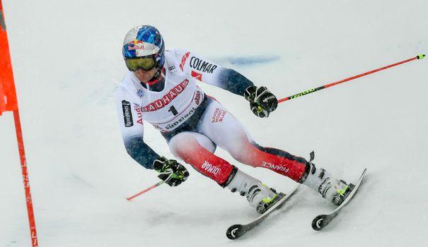Ski Ski: soupçon de blessure à un adducteur pour Pinturault