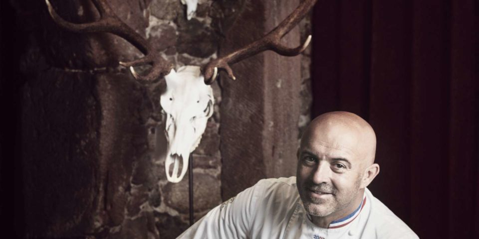 Animaux Olivier Nasti, chef étoilé et chasseur knowledgeable