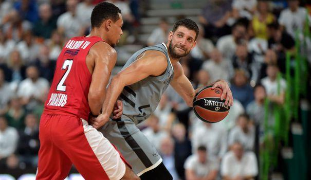 Basket Basket: l'Asvel battue pour la première fois cette saison
