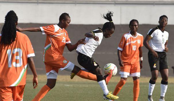 Football Niger: les jeunes filles dribblent les interdits pour jouer au foot
