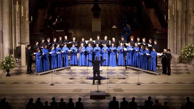 Musique Appel d'artistes et d'intellectuels: «Sauvons le patrimoine musical de Notre-Dame!»
