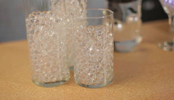 """Jouets Les perles d'eau décoratives présentent un """"immense hazard"""", alertent les autorités"""