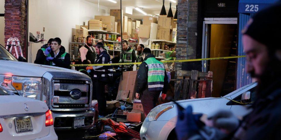 Epicerie Fusillade près de Unique York: un magasin juif visé, selon le maire