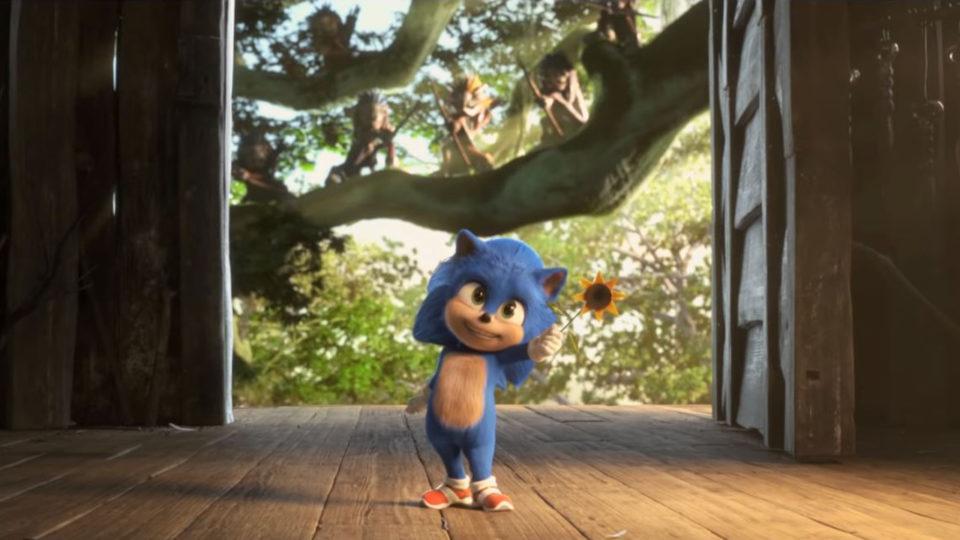 Bebe Après Runt one Yoda, Runt one Sonic fait fondre le web à son tour !
