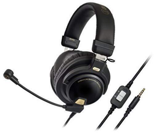 Casque audio Casque-micro Audio fermé Audio Technica ATH-PG1