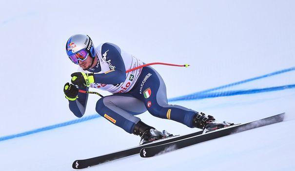 "Ski Ski alpin: Paris ""Dominator"" à Bormio"