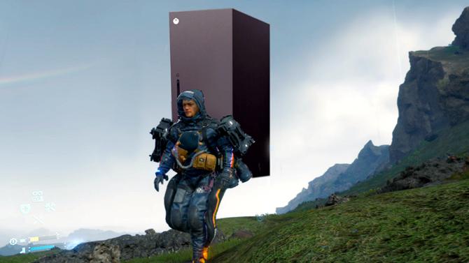 High-tech L'image du jour : La taille de la Xbox Series X comparée à toutes les PS4 et Xbox One
