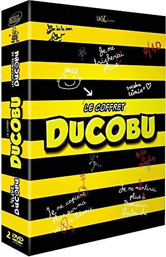 Camping Le Coffret Ducobu DVD (L'élève Ducobu + Les vacances de Ducobu)