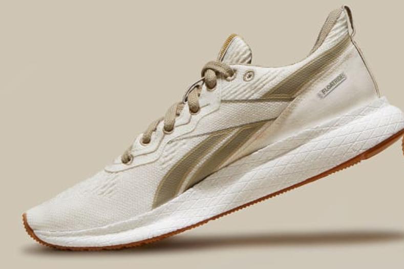 Chaussures Reebok dévoile des baskets végétales