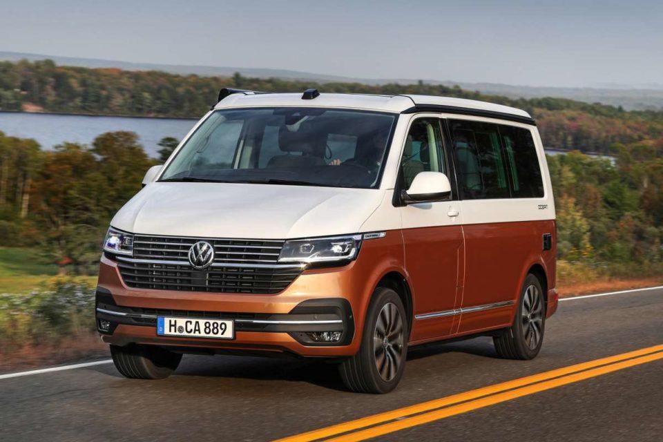 Camping Volkswagen California 6.1 (2019) : prix à partir de…