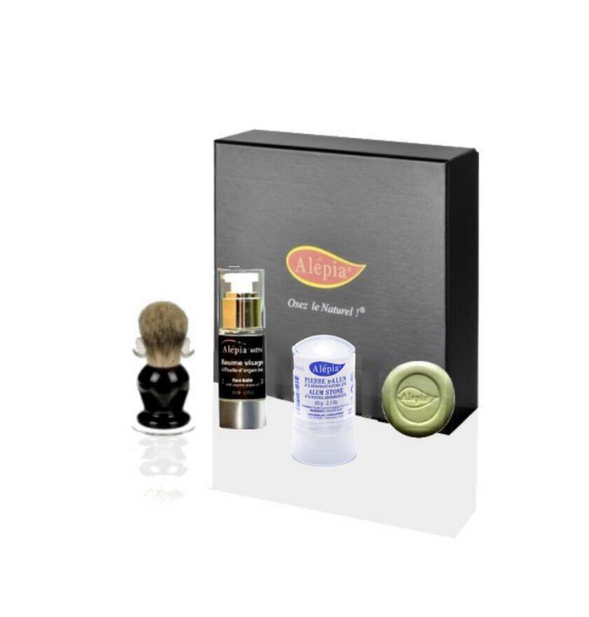 Rasage Coffret de rasage La Masculin – 4 articles