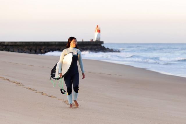 Camping Anaïs Vanel : « Tout quitter », pour le surf et échapper à Paris