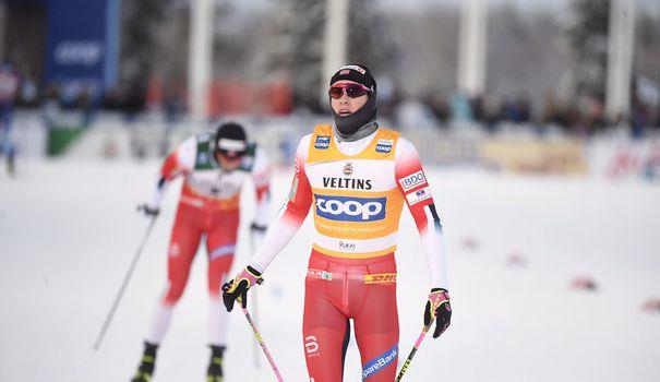 Ski Ski de fond: Johannes Klaebo intouchable, nouveau podium pour Richard Jouve sur le Tour de ski