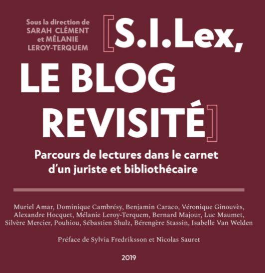 Ecole Et S.I.Lex devint un livre…