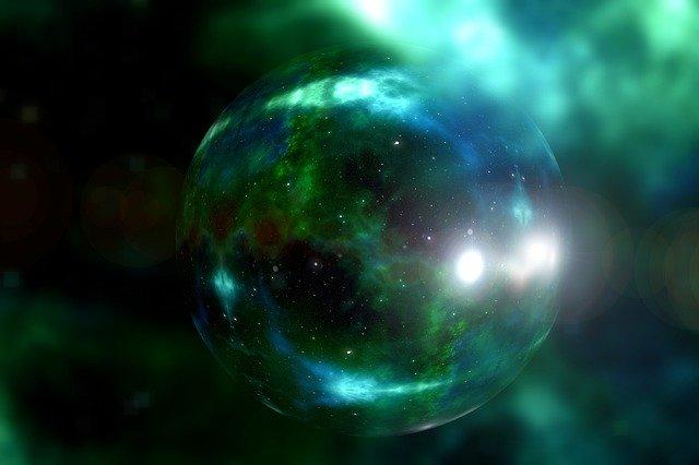 Rasage Avec les chercheurs qui croient en l'existence d'univers multiples