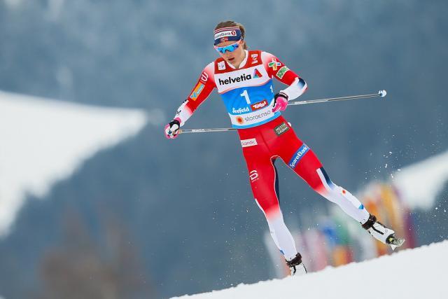 Ski Ski de fond – Tour de ski – Tour de ski : Oestberg devance Johaug sur la 4e étape