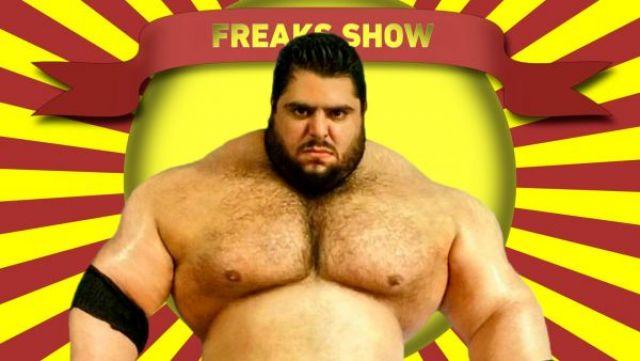 Bebe WTF – WTF : connaissez-vous Sajad Gharibi, le Hulk iranien ?